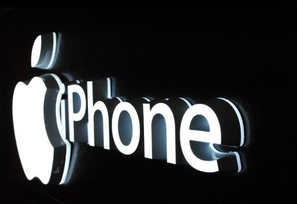 最新产品迷你双面发光字 斜面亚克力LED发光字上市